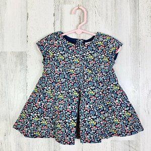Joe Fresh NWT Pleated Floral Infant Dress